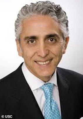 USCの教授、Homa H. Zadeh氏